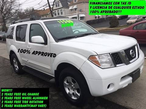 2006 Nissan Pathfinder for sale in Elizabeth, NJ