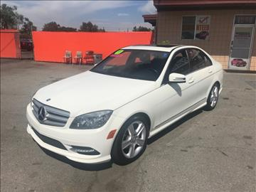 2011 Mercedes-Benz C-Class for sale in Bakersfield, CA