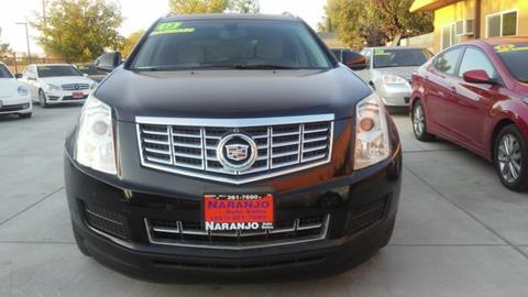 2013 Cadillac SRX for sale in Bakersfield, CA
