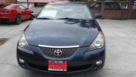 2006 Toyota Camry Solara for sale in Bakersfield, CA