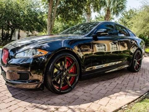 Road Test: 2014 Jaguar XJR Review