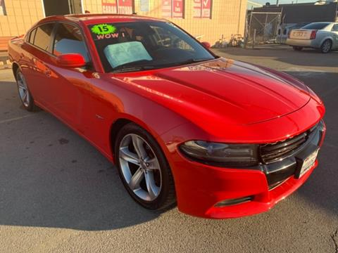 2015 Dodge Charger for sale in Los Angeles, CA