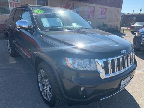2011 Jeep Grand Cherokee for sale in Los Angeles, CA