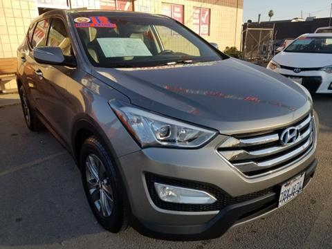 2013 Hyundai Santa Fe Sport for sale in Los Angeles, CA