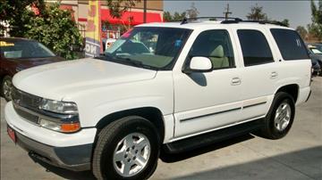 2006 Chevrolet Tahoe for sale in Bakersfield, CA