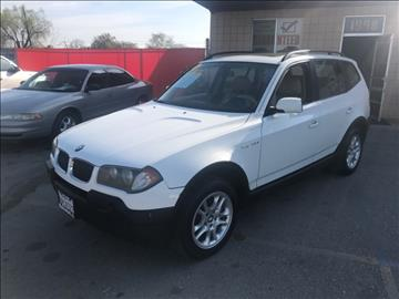 2005 BMW X3 for sale in Bakersfield, CA