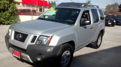 2011 Nissan Xterra for sale in Bakersfield, CA