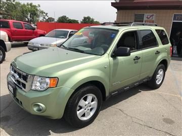 2008 Ford Escape for sale in Bakersfield, CA
