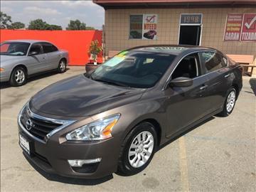 2015 Nissan Altima for sale in Bakersfield, CA