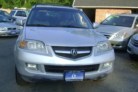 2004 Acura MDX for sale in Lanham, MD