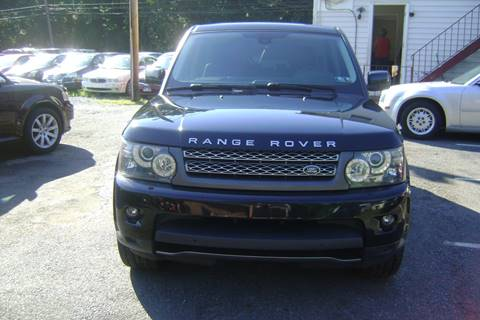 2010 Land Rover Range Rover Sport for sale in Lanham, MD