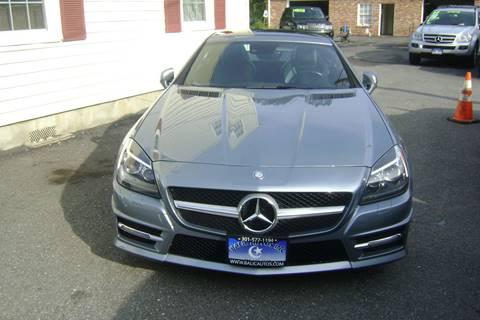 2013 Mercedes-Benz SLK for sale in Lanham, MD