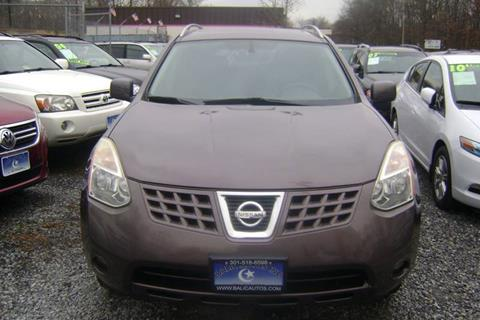 2008 Nissan Rogue for sale in Lanham, MD
