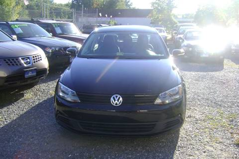 2012 Volkswagen Jetta for sale in Lanham, MD