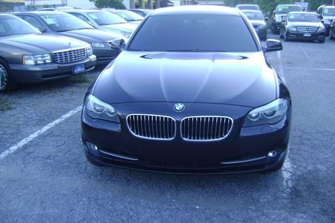 2013 BMW 5 Series for sale in Lanham, MD