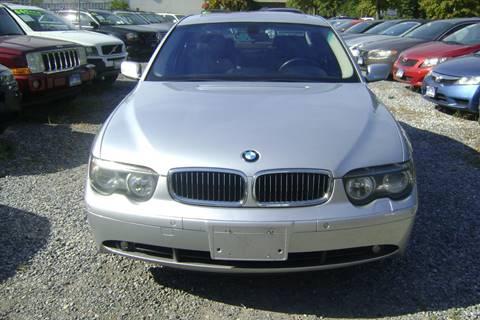 2003 BMW 7 Series for sale in Lanham, MD