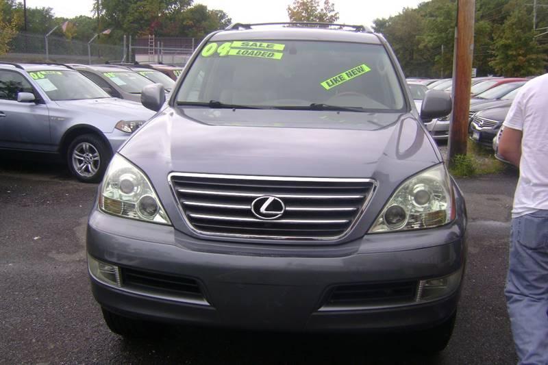 2004 Lexus GX 470 4WD 4dr SUV   Lanham MD