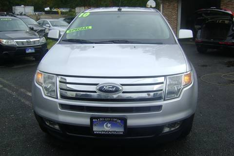 2010 Ford Edge for sale in Lanham, MD