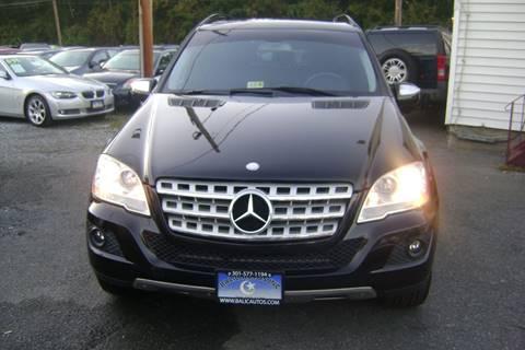 2009 Mercedes-Benz M-Class for sale in Lanham, MD