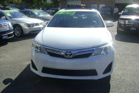 2012 Toyota Camry for sale in Lanham, MD