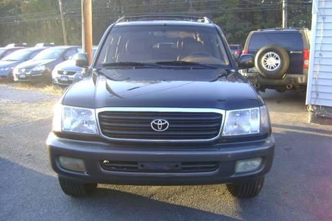 1999 Toyota Land Cruiser