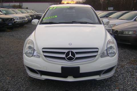 2007 Mercedes-Benz R-Class for sale at Balic Autos Inc in Lanham MD