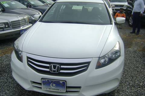 2011 Honda Accord for sale at Balic Autos Inc in Lanham MD