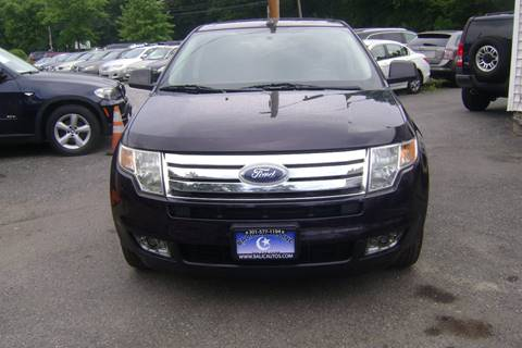 2007 Ford Edge for sale at Balic Autos Inc in Lanham MD
