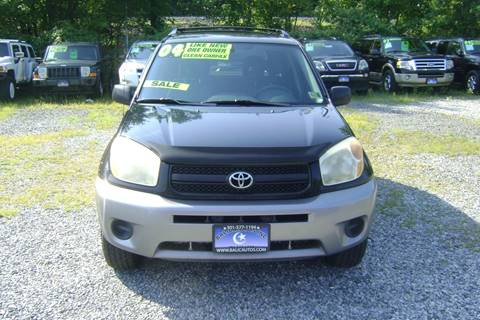 2004 Toyota RAV4 for sale at Balic Autos Inc in Lanham MD