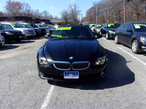2010 BMW 6 Series for sale in Lanham, MD