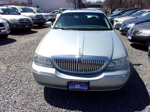 2007 Lincoln Town Car for sale in Lanham, MD