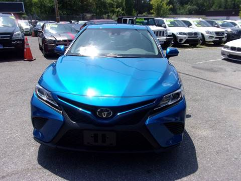 2019 Toyota Camry for sale in Lanham, MD
