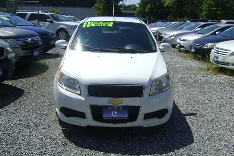 2011 Chevrolet Aveo for sale at Balic Autos Inc in Lanham MD