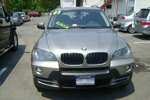 2007 BMW X5 for sale at Balic Autos Inc in Lanham MD