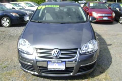 2009 Volkswagen Jetta for sale at Balic Autos Inc in Lanham MD