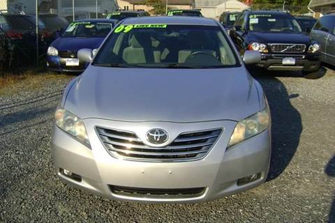 2009 Toyota Camry Hybrid for sale at Balic Autos Inc in Lanham MD