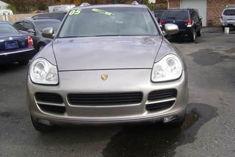 2005 Porsche Cayenne for sale at Balic Autos Inc in Lanham MD