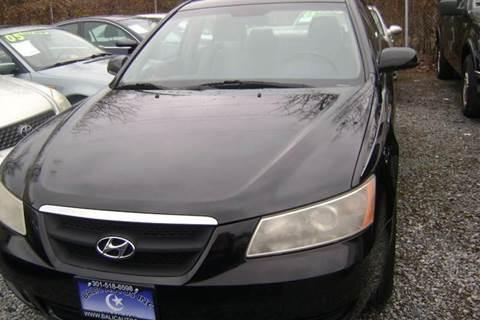 2006 Hyundai Sonata for sale at Balic Autos Inc in Lanham MD