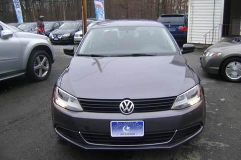 2011 Volkswagen Jetta for sale in Lanham, MD