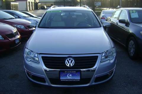 2010 Volkswagen Passat for sale at Balic Autos Inc in Lanham MD