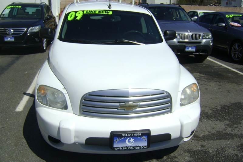 2009 Chevrolet HHR for sale at Balic Autos Inc in Lanham MD
