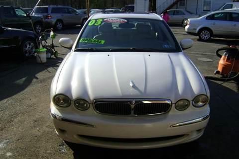 2003 Jaguar X-Type for sale in Lanham, MD