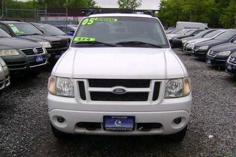 2005 Ford Explorer Sport Trac for sale at Balic Autos Inc in Lanham MD