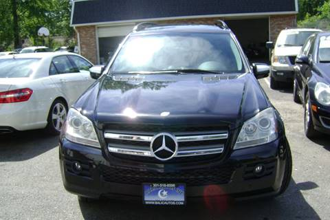 2009 Mercedes-Benz GL-Class for sale at Balic Autos Inc in Lanham MD