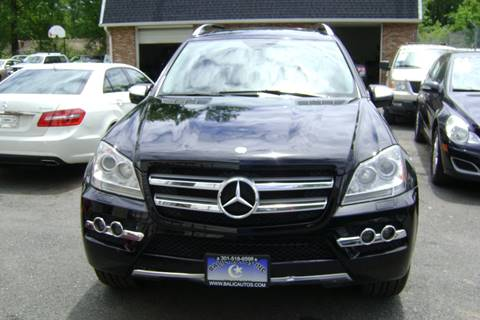 2010 Mercedes-Benz GL-Class for sale at Balic Autos Inc in Lanham MD