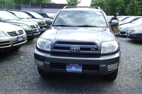 2005 Toyota 4Runner for sale at Balic Autos Inc in Lanham MD