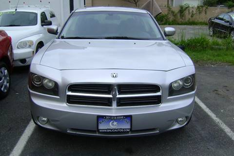 2010 Dodge Charger for sale at Balic Autos Inc in Lanham MD