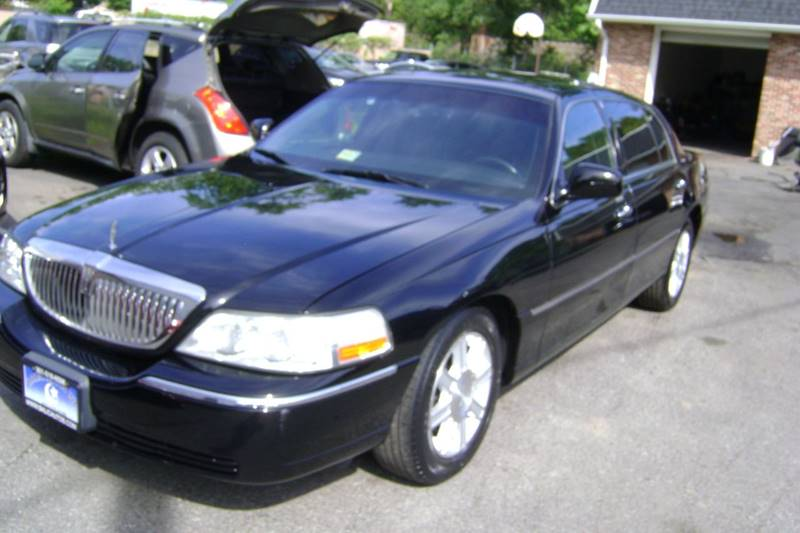 2010 Lincoln Town Car Executive L 4dr Sedan In Lanham Md Balic