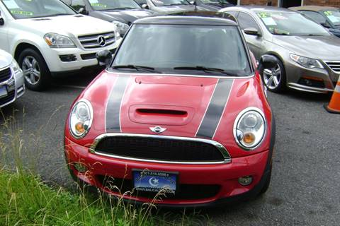 2008 MINI Cooper for sale at Balic Autos Inc in Lanham MD