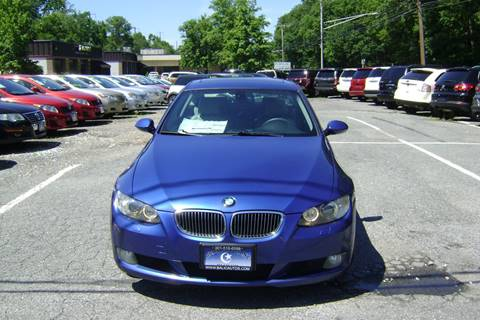 2009 BMW 3 Series for sale at Balic Autos Inc in Lanham MD